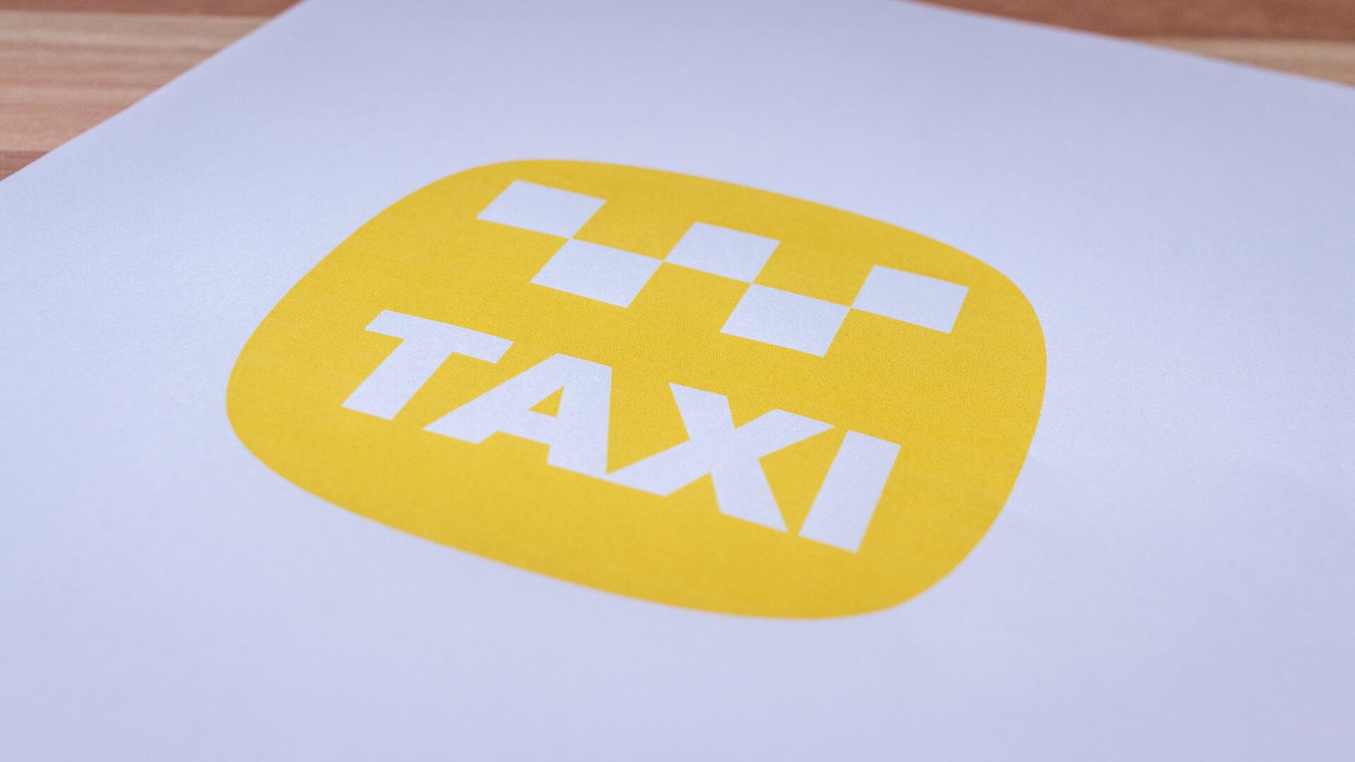 Main logo design in color.